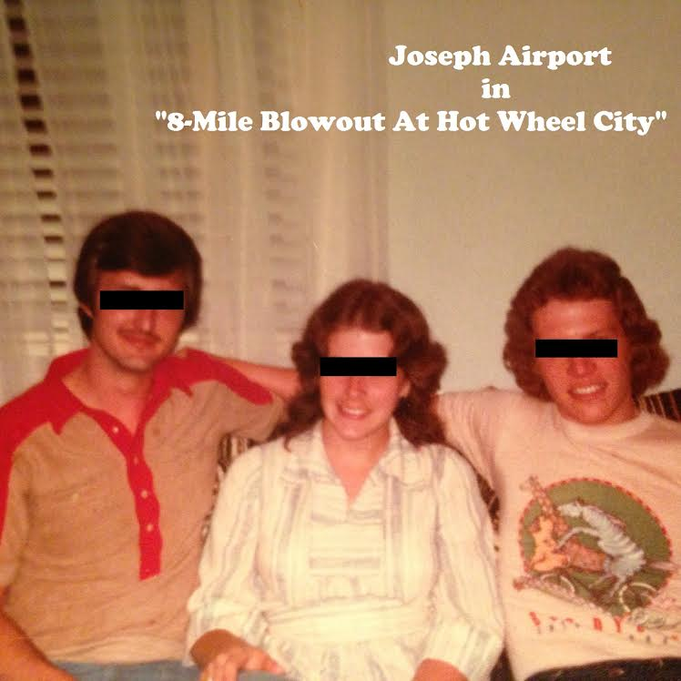 """Premiere Friday Fire Track: Joseph Airport – """"When It Left His Hand"""""""
