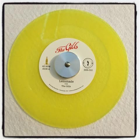 """The Friday Fire Track Giveaway: The Gills – """"Lemonade"""""""