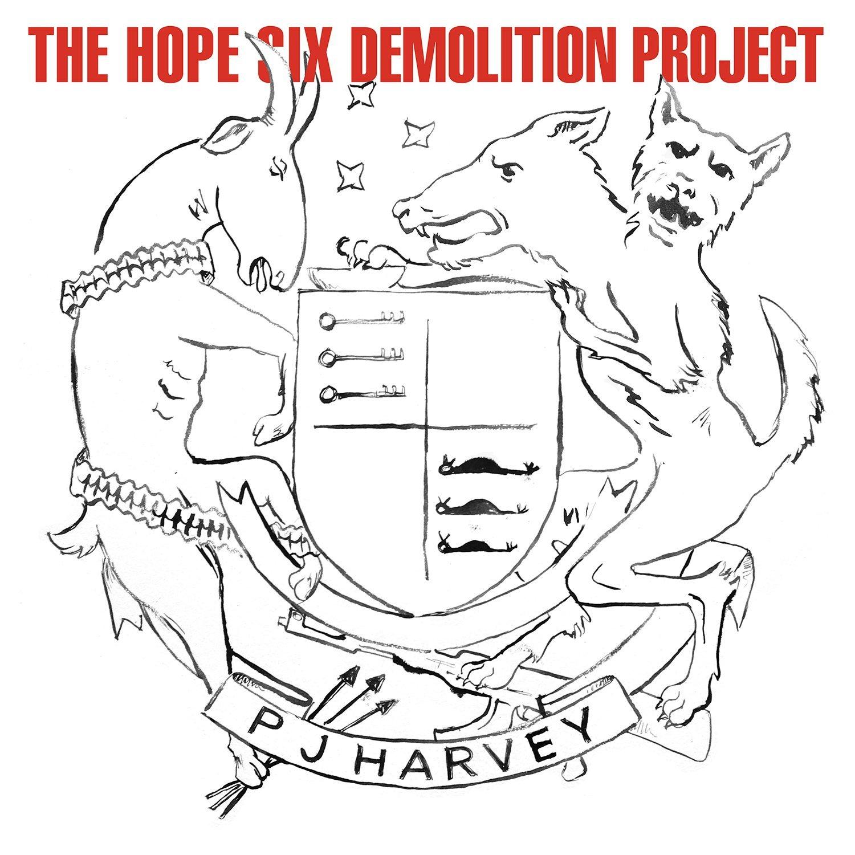 PJ Harvey: The Hope Six Demolition Project [Album Review]