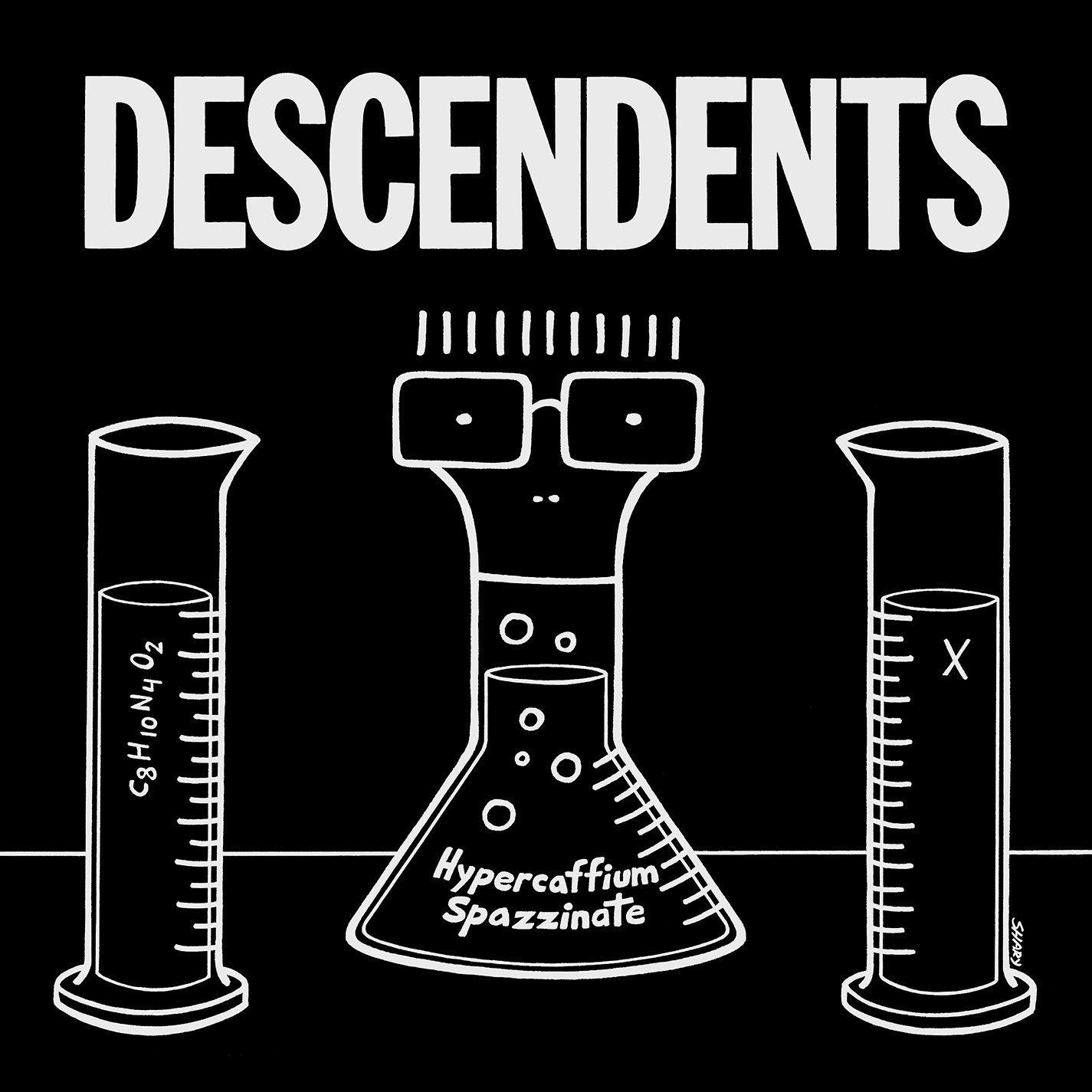 Descendents: Hypercaffium Spazzinate [Album Review]