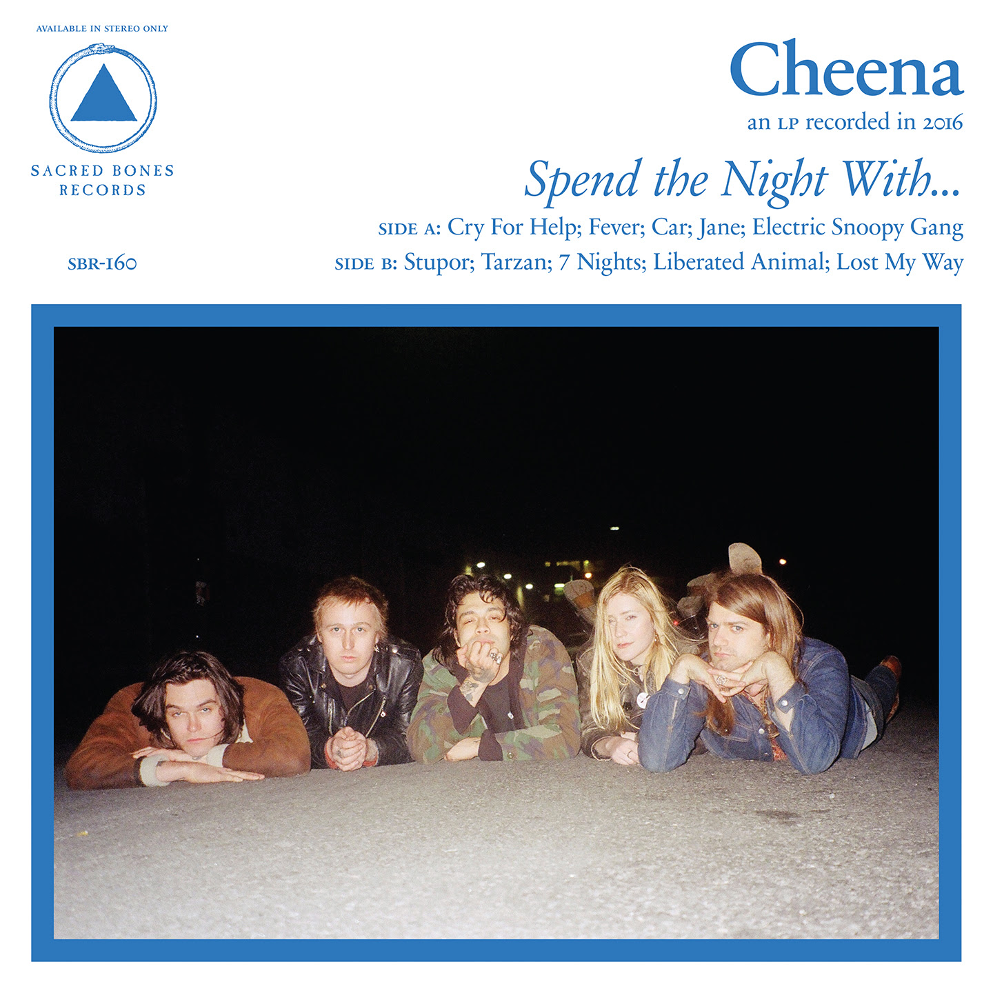 Cheena: Spend The Night With…[Album Review]