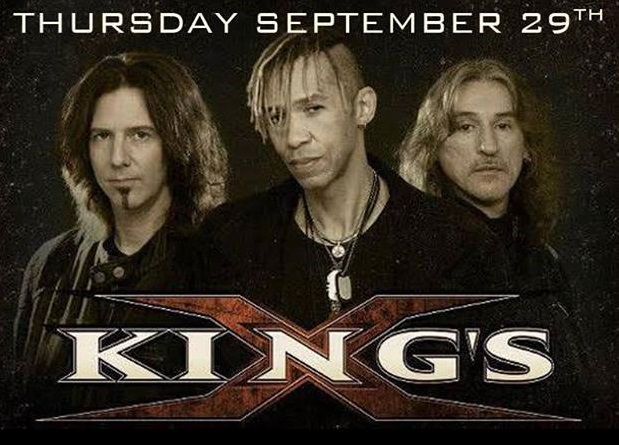 King's X: Over My Head [Concert Review]