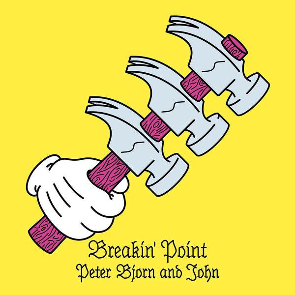 Peter Bjorn And John: Breakin' Point [Album Review]