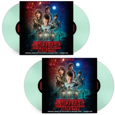Stranger Things Vol 1 & Vol 2 Glow In The Dark