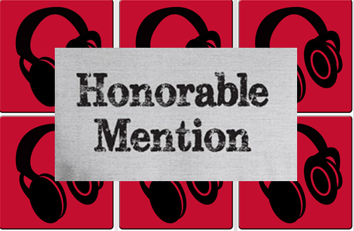 Honorable Mention Albums of 2016