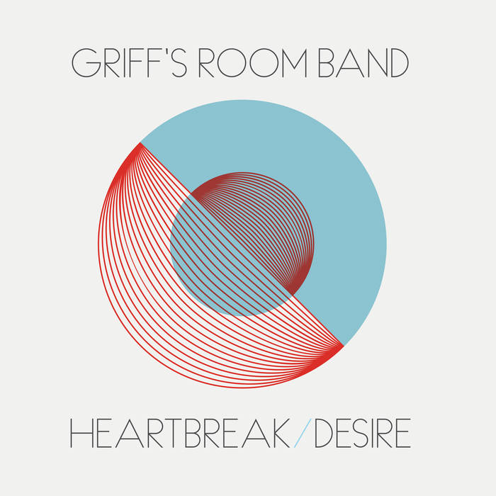 Griff's Room Band: Heartbreak/Desire [Album Review]