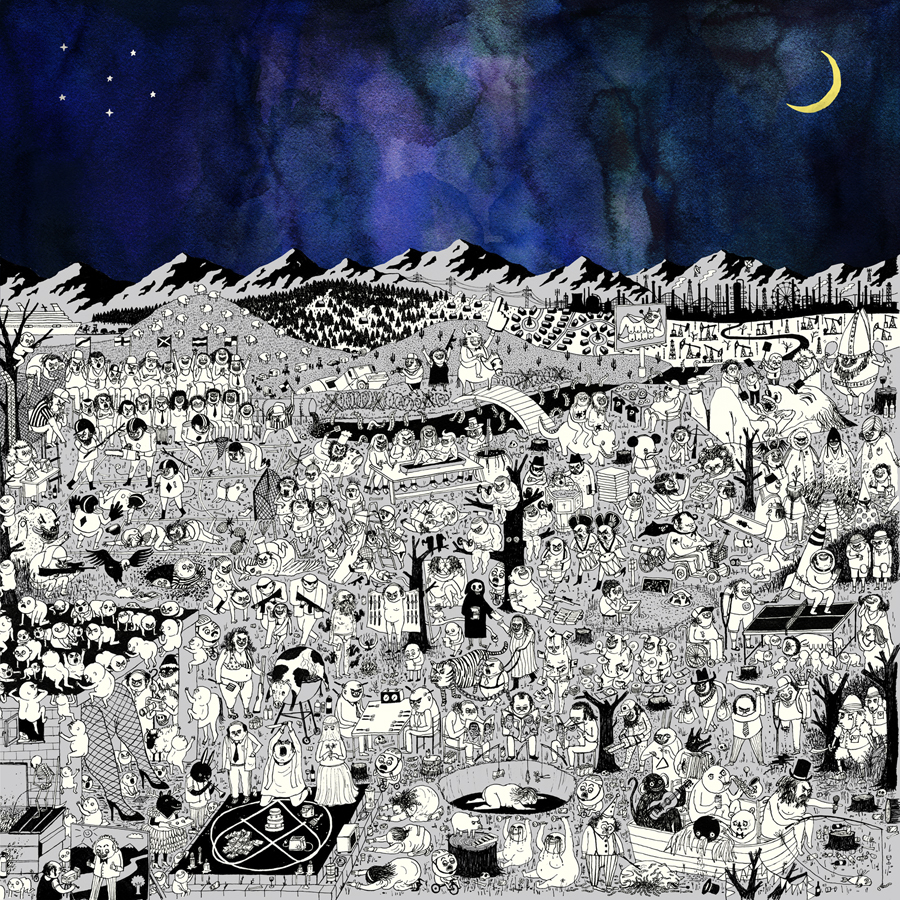 Father John Misty: Pure Comedy [Album Review]