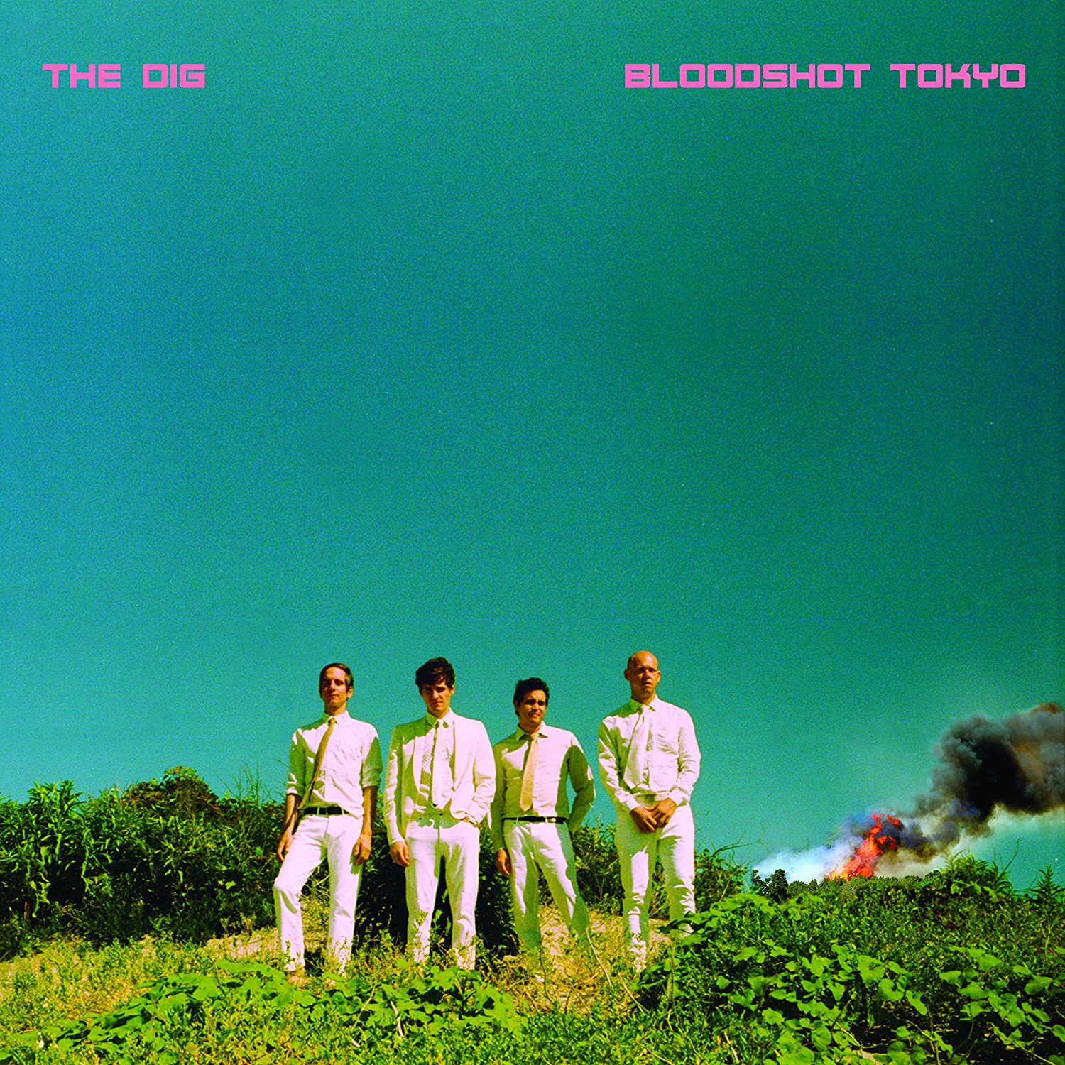 The Dig: Bloodshot Tokyo [Album Review]