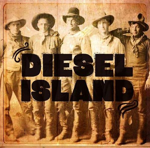 Diesel Island: Diesel Island [Album Review]