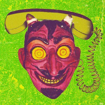Frankie And The Witch Fingers: Brain Telephone (Orange Sunshine Vinyl LTD 150 Copies)