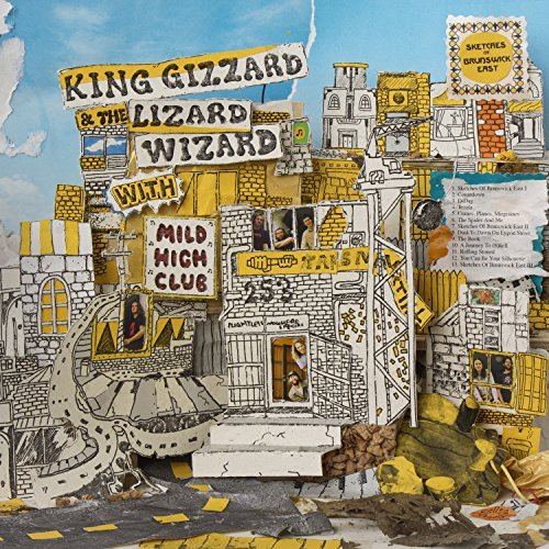 King Gizzard & The Lizard Wizard: Sketches Of Brunswick East [Album Review]