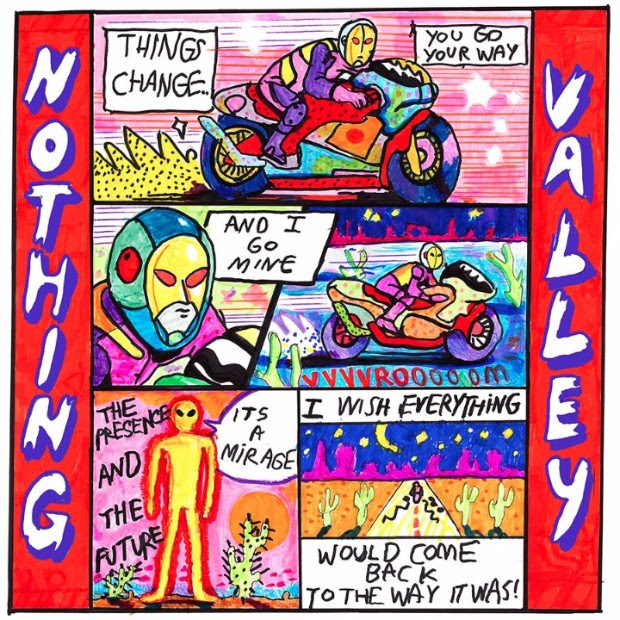 Melkbelly: Nothing Valley [Album Review]