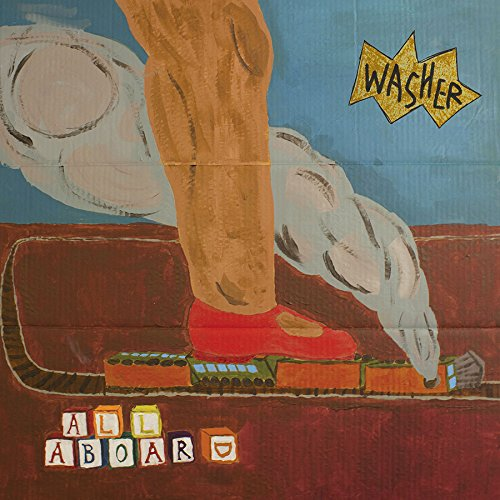Washer: All Aboard [Album Review]