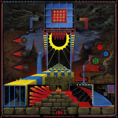 DIY Vinyl for King Gizzard & The Lizard Wizard Newest Album