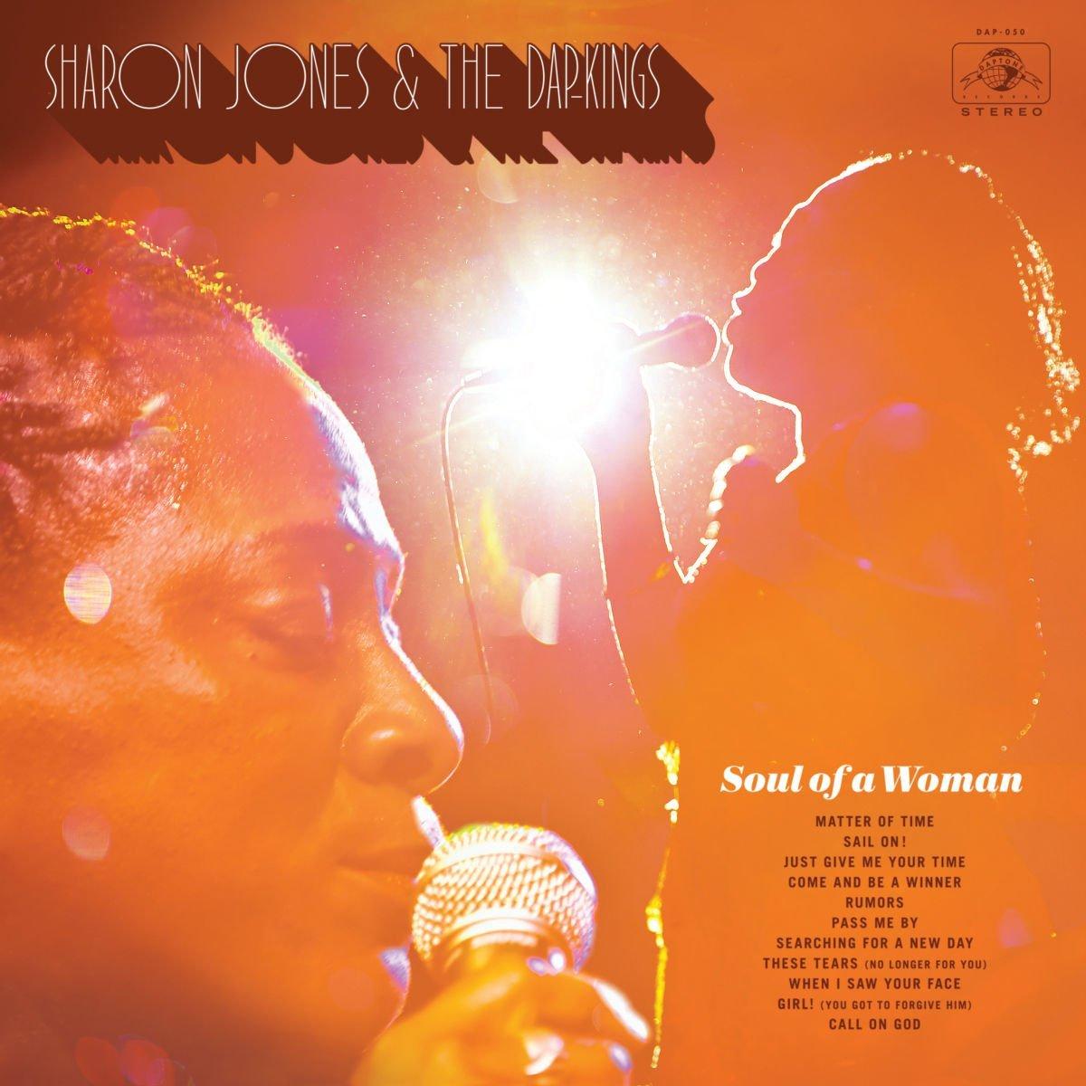Sharon Jones & The Dap-Kings: Soul Of A Woman [Album Review]