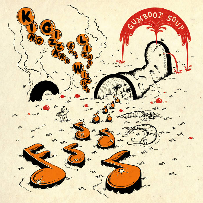 King Gizzard & The Lizard Wizard: Gumboot Soup [Album Review]