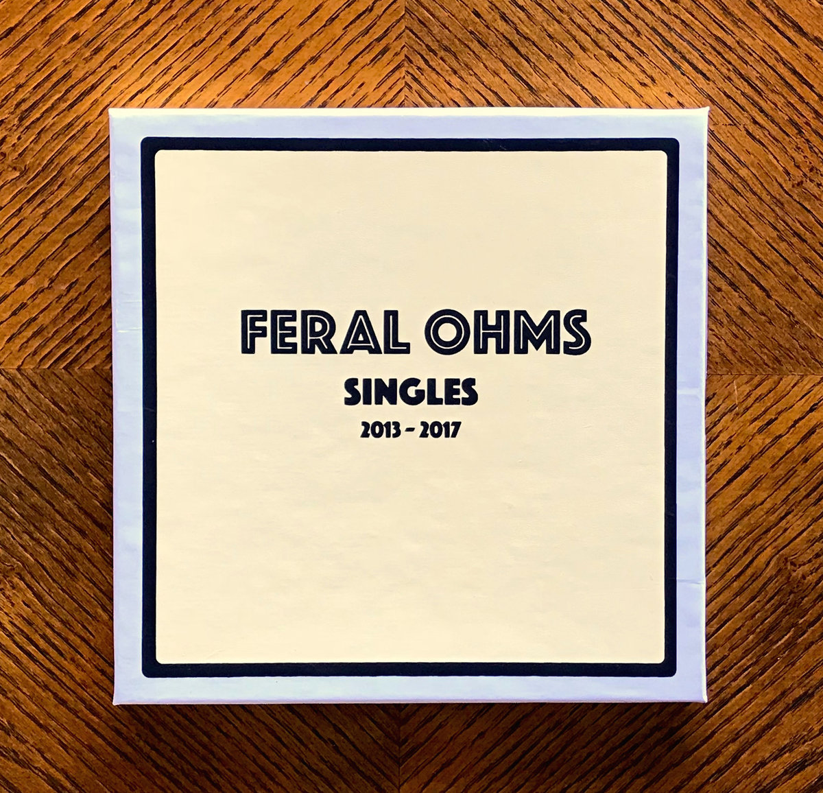 Feral Ohms: Singles Box Set (2013​-​2017) (Handmade 150 Copies)