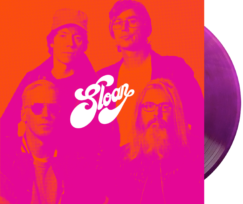 Sloan: 12 (Translucent Purple Vinyl – Limited)