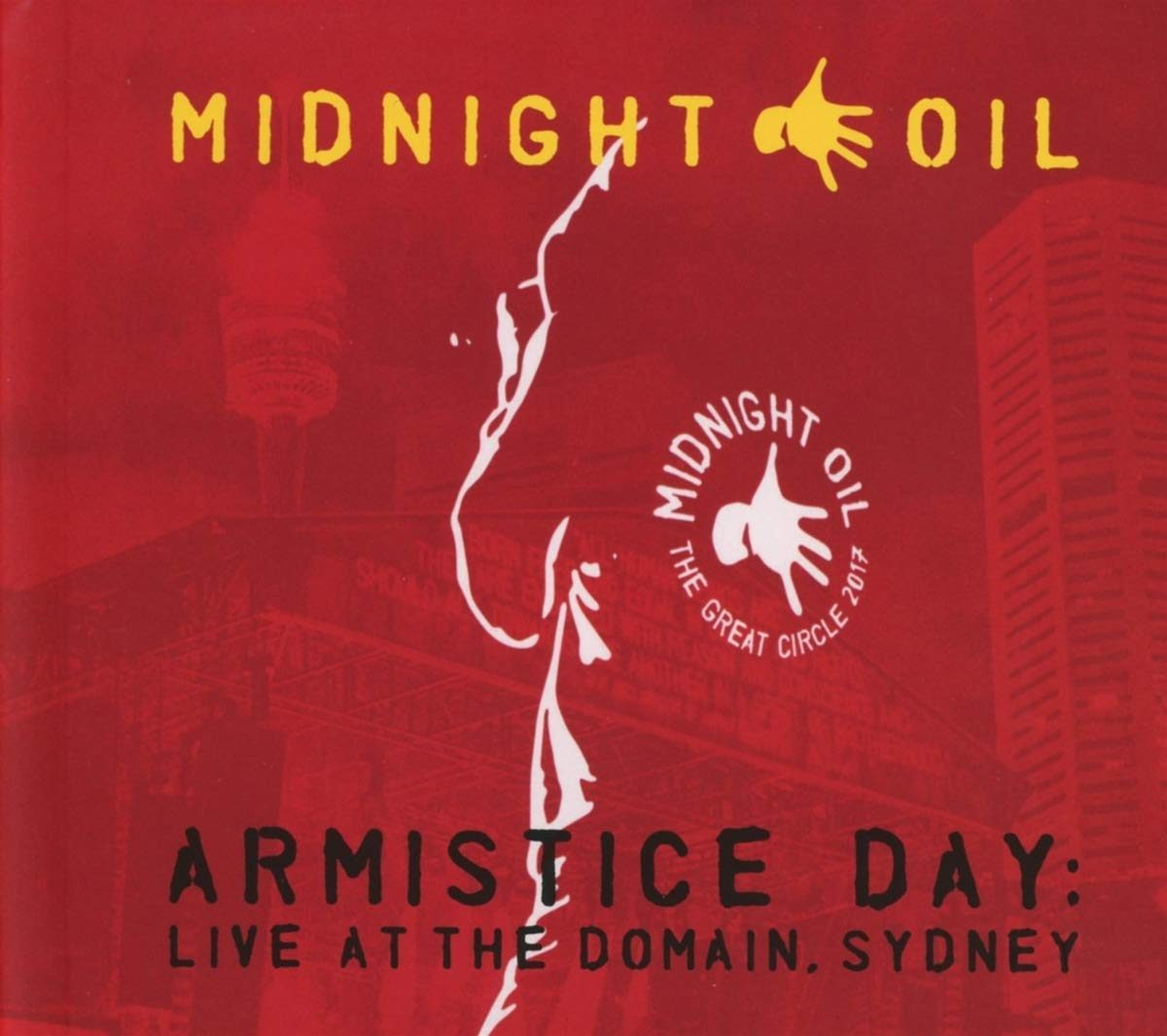 Midnight Oil: Armistice Day – Live At The Domain, Sydney [Album Review]