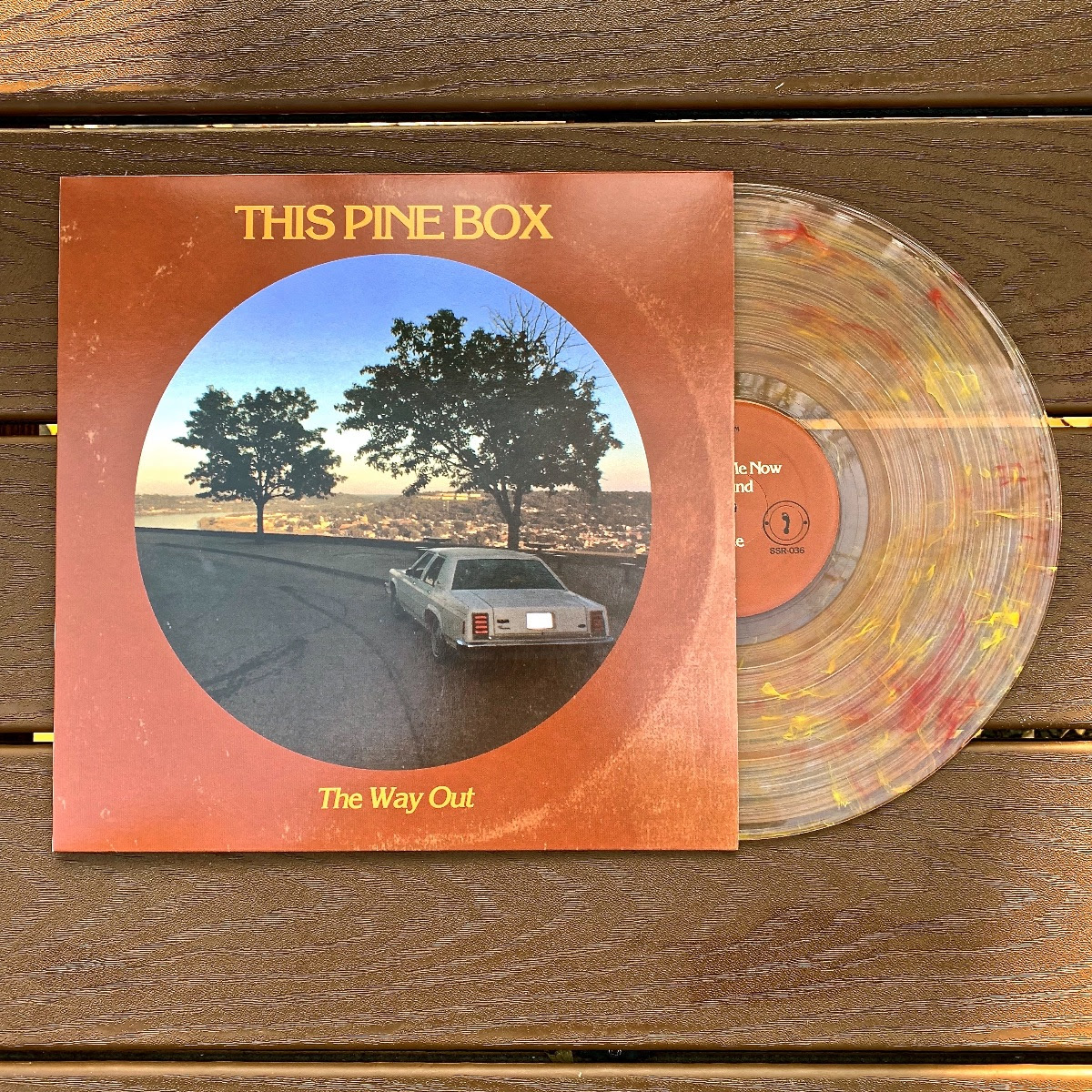 This Pine Box: The Way Out (Fall Swirl Vinyl | 100 Copies)