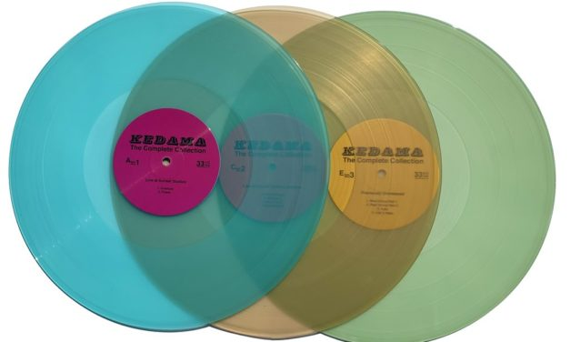 Kedama: The Complete Collection (3LP Aqua, Gold, Mint | Limited Copies)