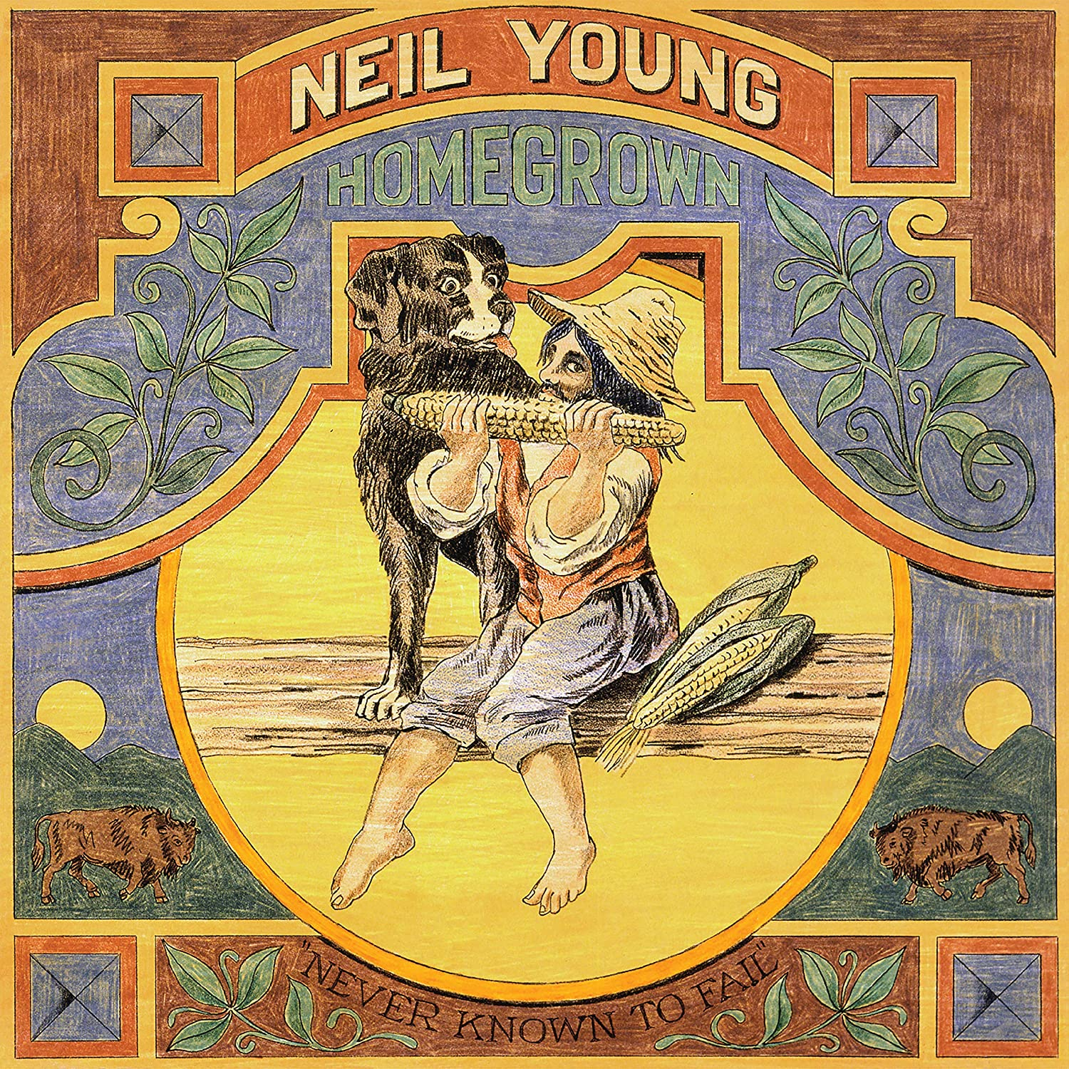 Neil Young: Homegrown [Album Review]
