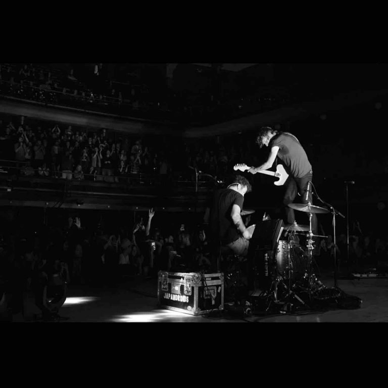Japandroids: Massey Fucking Hall (Live) [Album Review]