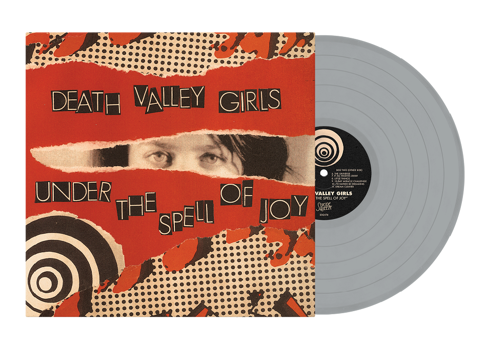 Death Valley Girls: Under The Spell Of Joy (Silver Wax | 300 Copies)