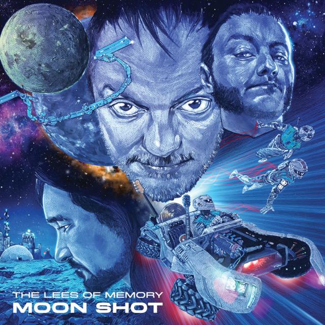 The Lees Of Memory: Moon Shot [Album Review]
