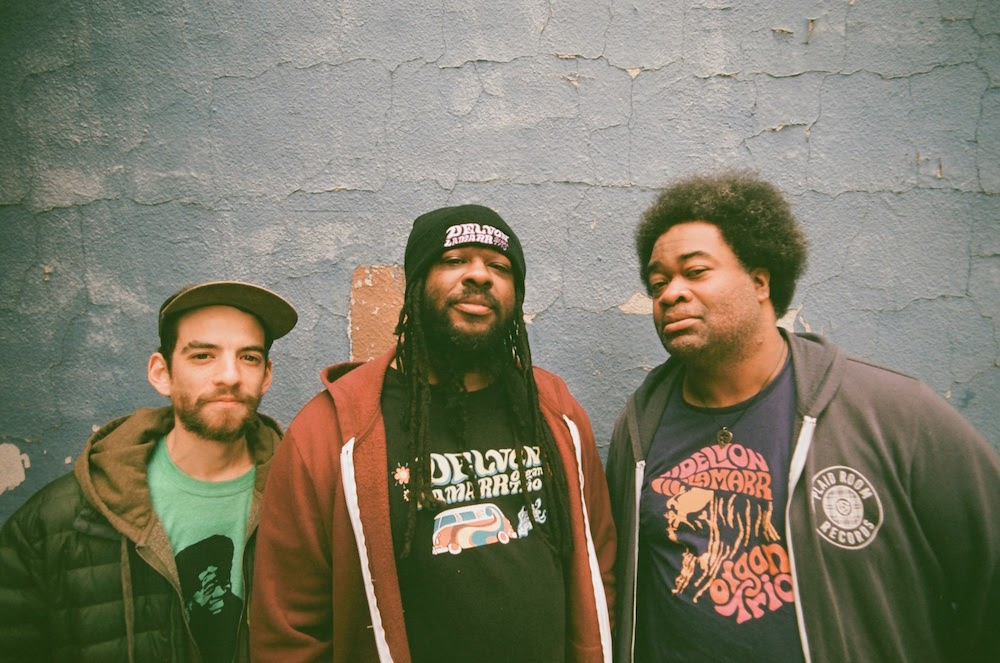 "Fire Track: Delvon Lamarr Organ Trio - ""Call Your Mom"""
