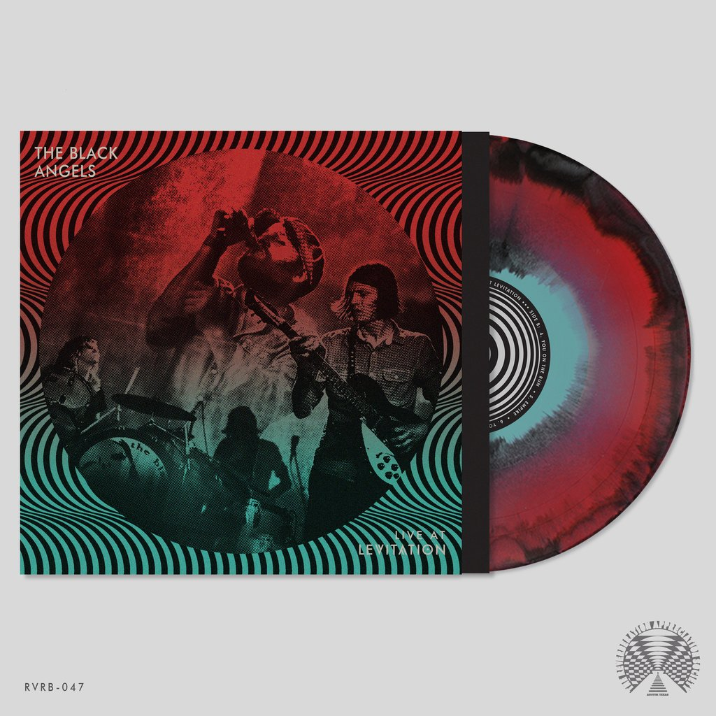 The Black Angels: Live At Levitation (3 Variants | 1000 Copies Each)