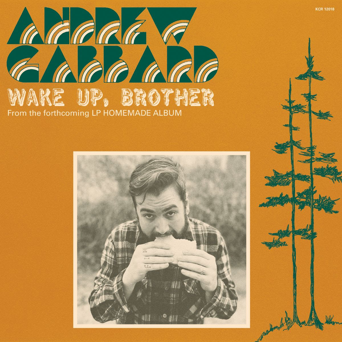"Fire Track: Andrew Gabbard - ""Wake Up, Brother"""