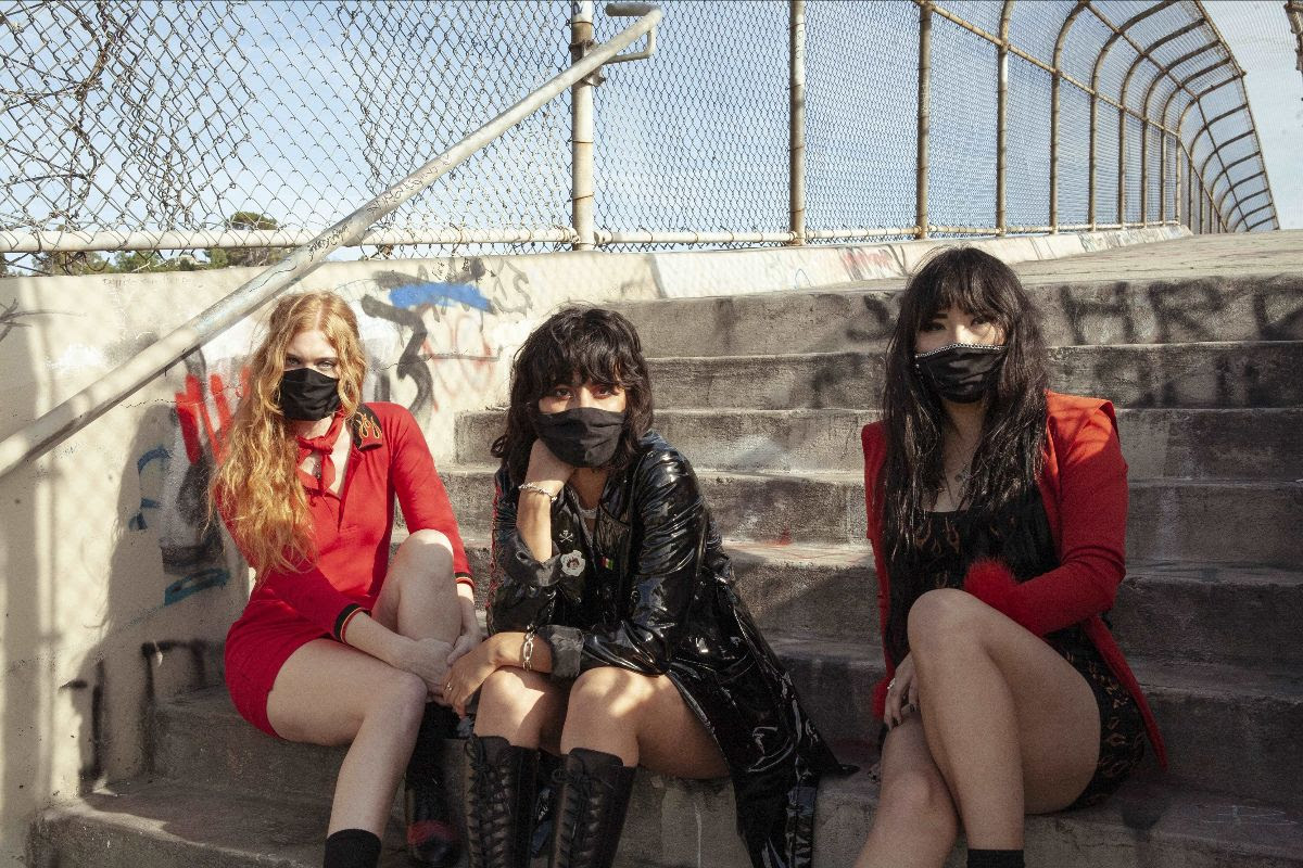 "L.A. Witch: ""Motorcycle Boy"" [Video]"