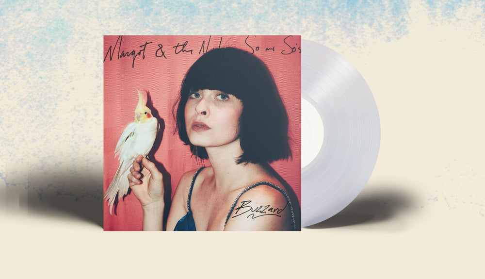 Margot & The Nuclear So And So's: Buzzard (Clear Wax | Limited)