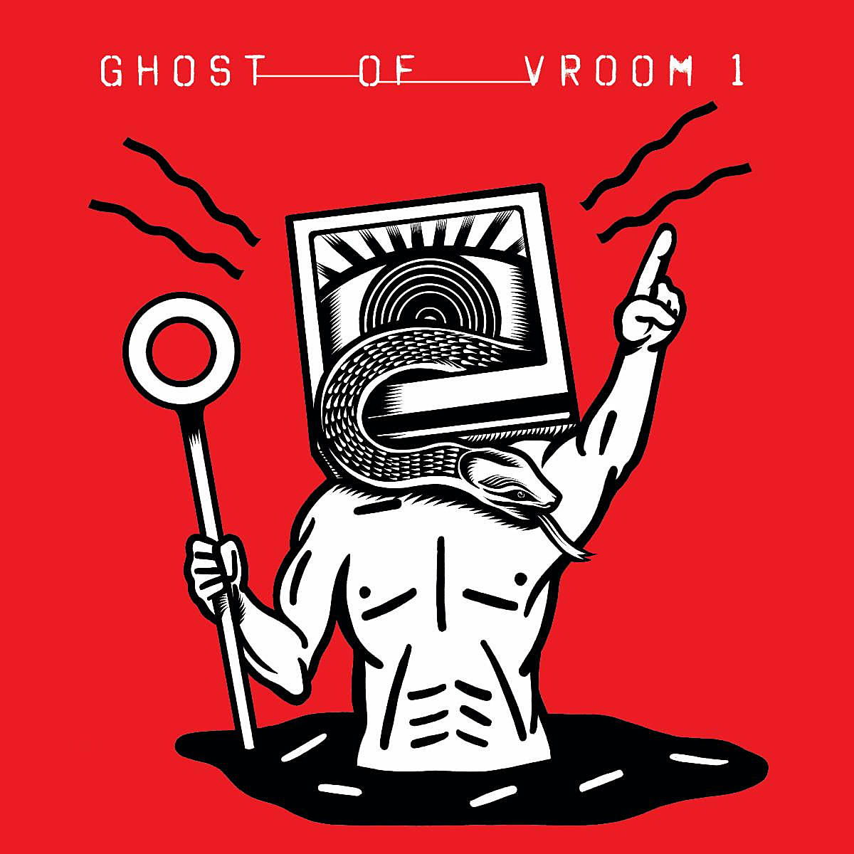 Ghost Of Vroom: Ghost Of Vroom 1 [Album Review]