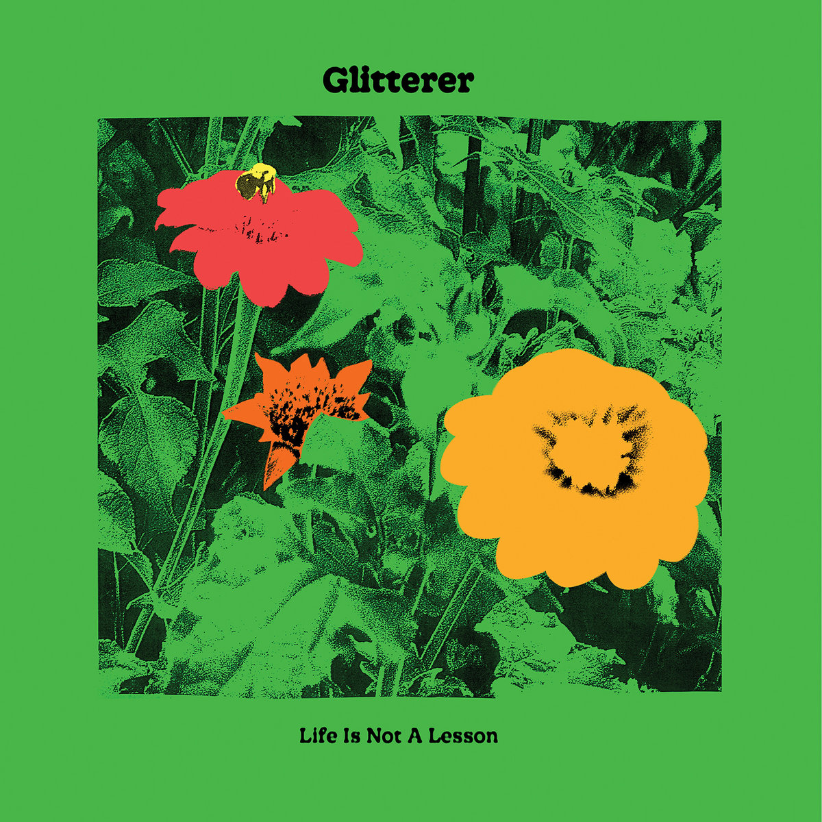 Glitterer: Life Is Not A Lesson [Album Review]
