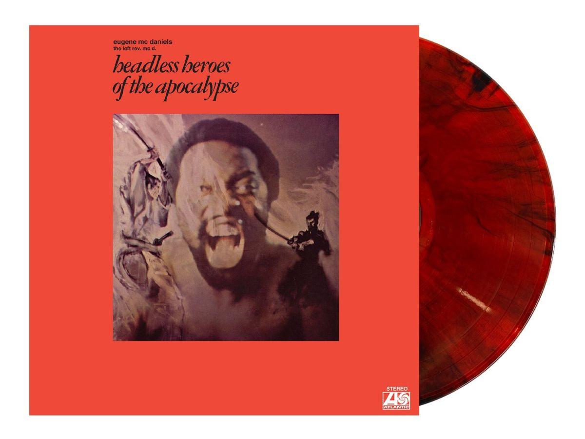 Eugene McDaniels: Headless Heroes Of The Apocalypse (Hellfire Red Wax | 300 Copies)